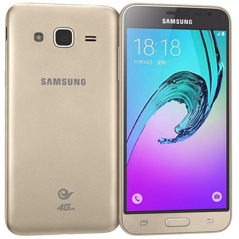 Samsung Galaxy J3 J320 (2016) 8 GB Duos Gold